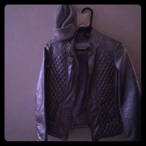 Jackets & Blazers - Stylish S SILVER Ladies Jacket
